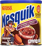 Nesquik Powder Drink Mix, Chocolate, 14.1 Ounce
