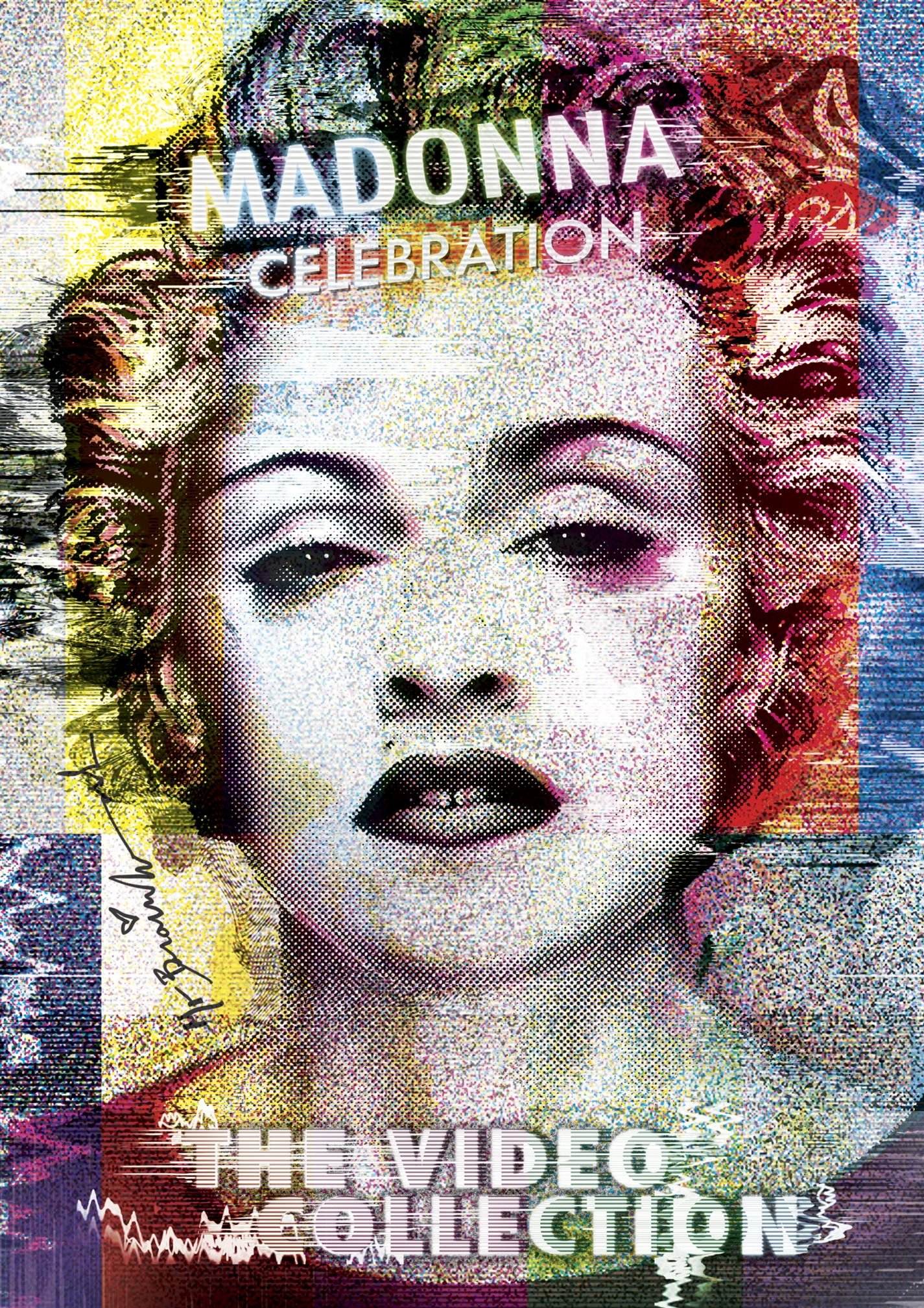 Madonna Celebration: The Video Collection by Warner Bros