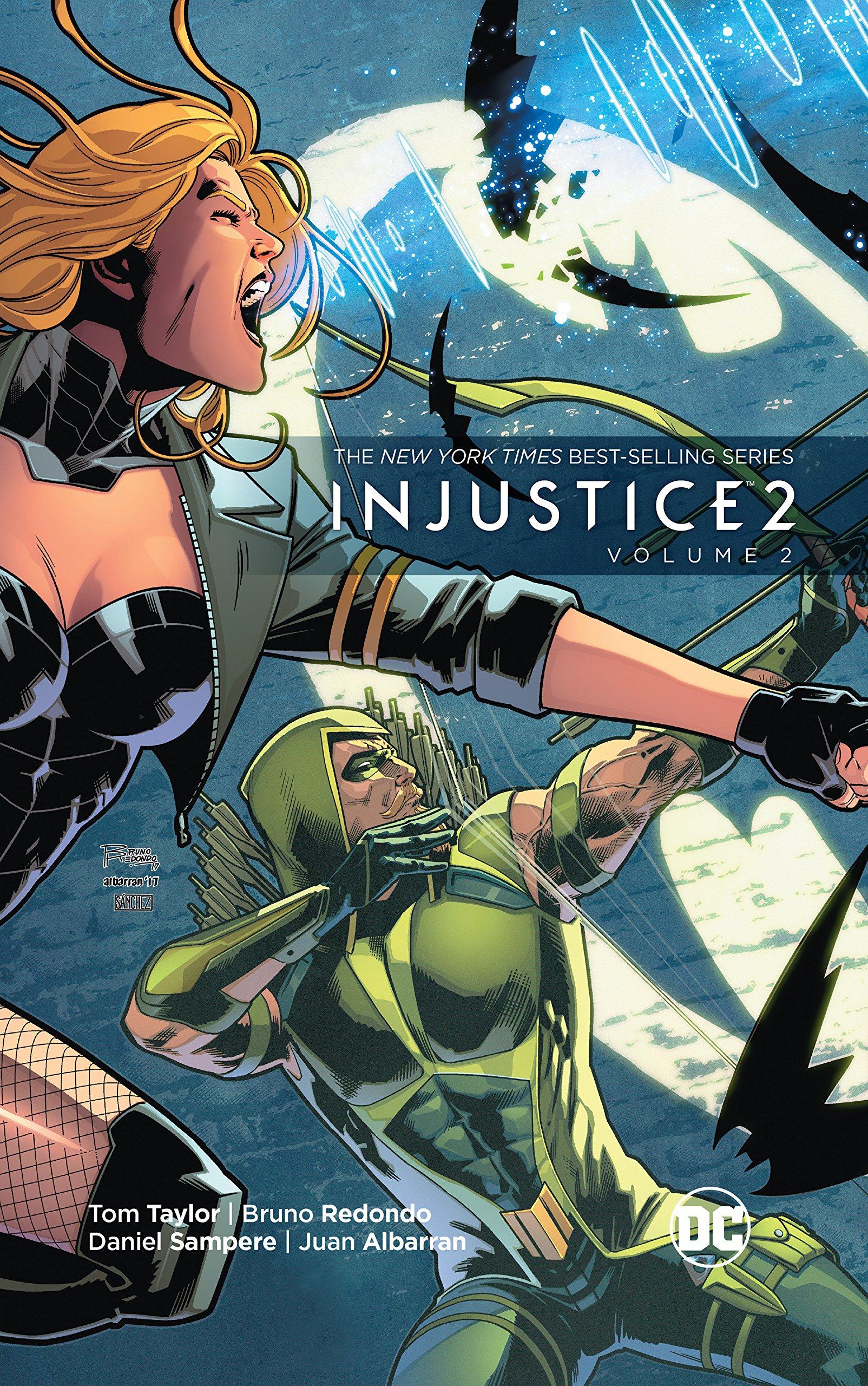 Injustice 2 Vol. 2: Tom Taylor, Bruno Redondo: 9781401278410 ...