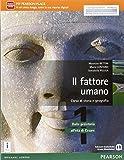 Storia e geografia. Con e-book. Con espansione online. Per le Scuole superiori: 1