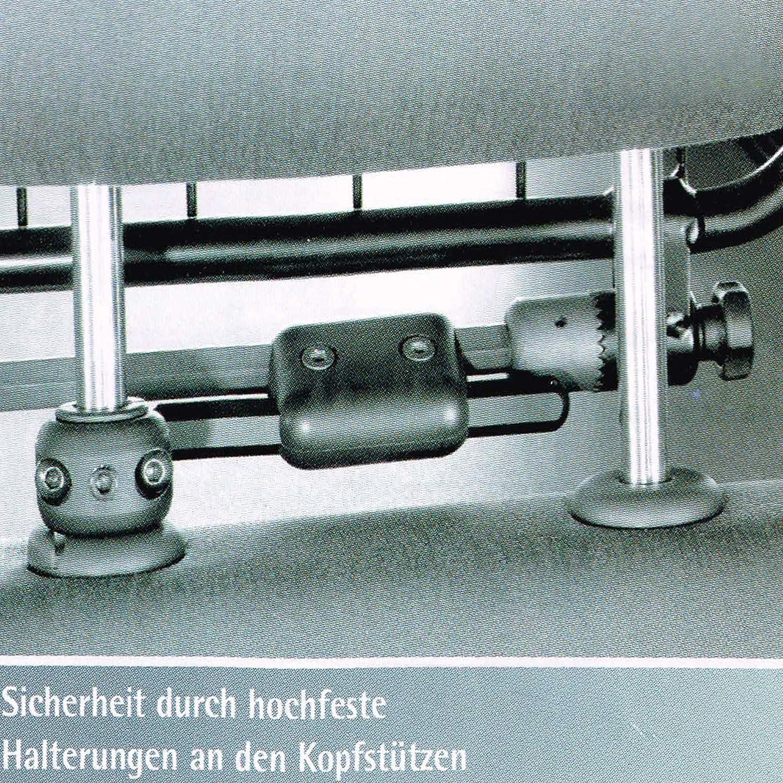 X164 Kleinmetall TraficGard geeignet f/ür Mercedes GL-Klasse Typ X166 Hundegitter Trenngitter Gep/äckgitter TGN-XL