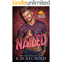 Nailed (Four Bears Construction Book 2) book cover