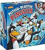 Ravensburger - 21288 - Jeux de Société Allemand - Plitsch Platsch Pinguoin