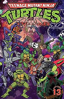 Amazon.com: Teenage Mutant Ninja Turtles Adventures Vol. 12 ...
