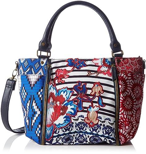 Desigual Scarpe E Amazon Borse Blue Donna Per Kimera it Sevilla rr17F ae7cb95d396
