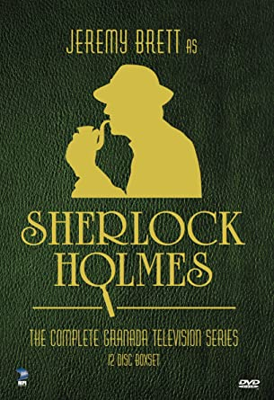 Amazon Sherlock Holmes The Complete Granada Television Series