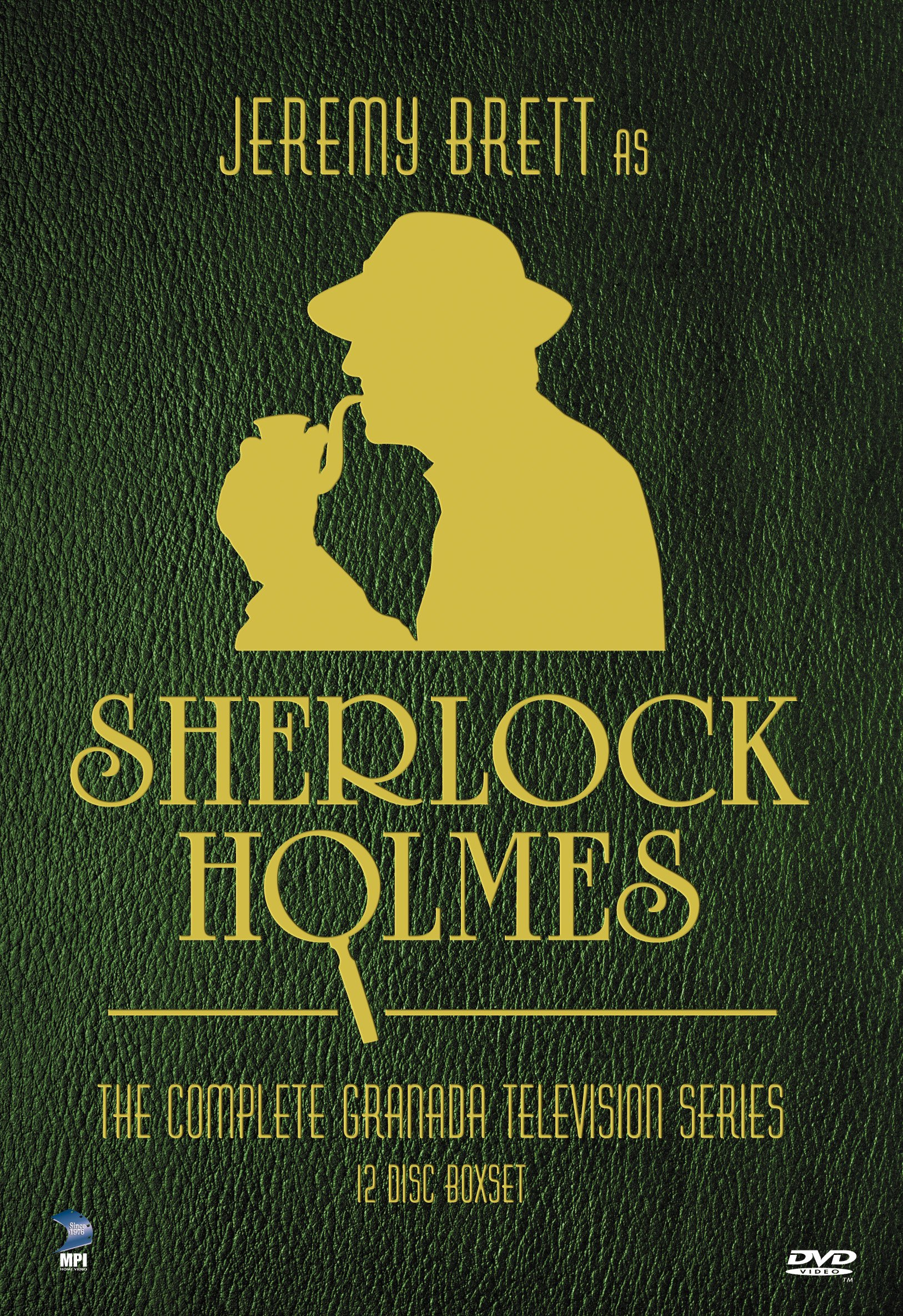 Sherlock Holmes: The Complete Granada Television Series by MPI Home Video