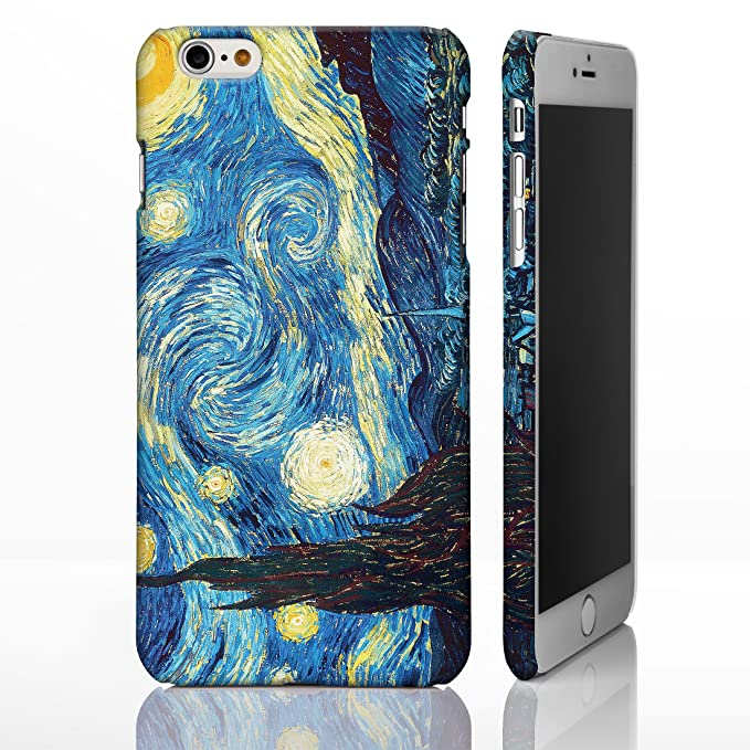 coque van gogh iphone 8