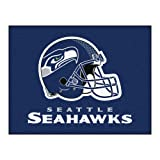 FANMATS NFL Seattle Seahawks Nylon Face All-Star Rug