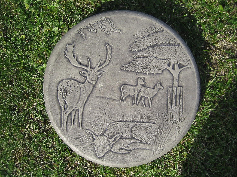 Deer Stepping stone garden ornament