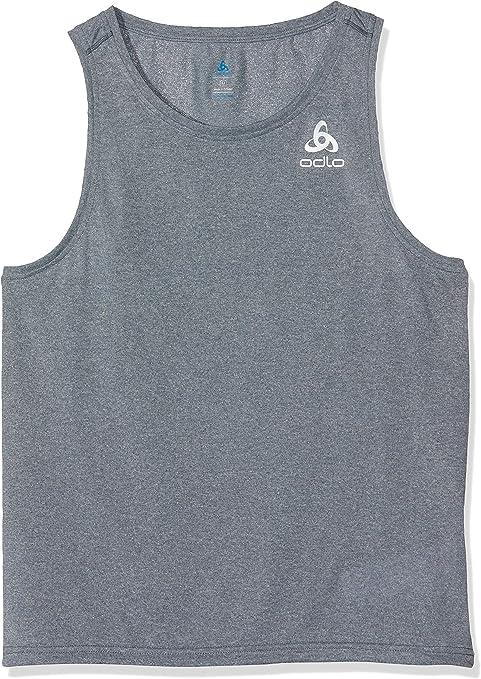 odlo(オドロ) Bl Top V-Neck Tank Millennium Element Camisa, Hombre: Amazon.es: Ropa y accesorios