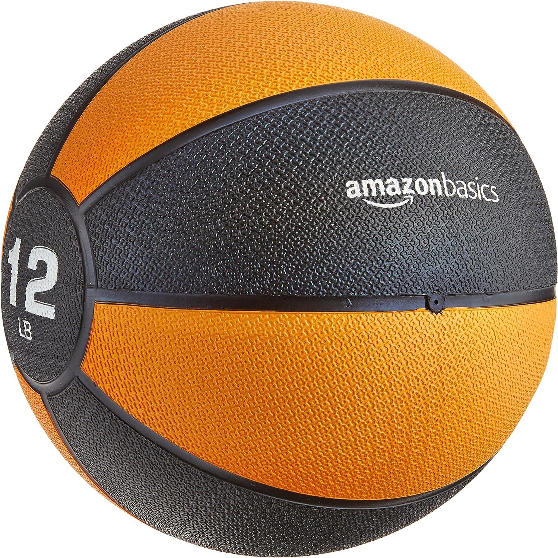 2. Amazon Basics Medicine Ball