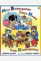 Miss Bindergarten Stays Home From Kindergarten Paperback