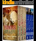 6 Books Boxed set: Pioneer Hope & Love
