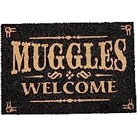 IMPACT Harry Potter - Muggles Welcome Outdoor Doormat
