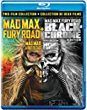 Mad Max: Fury Road/ Fury Road Black & Chrome (BIL/ BD Double Feature) [Blu-ray]