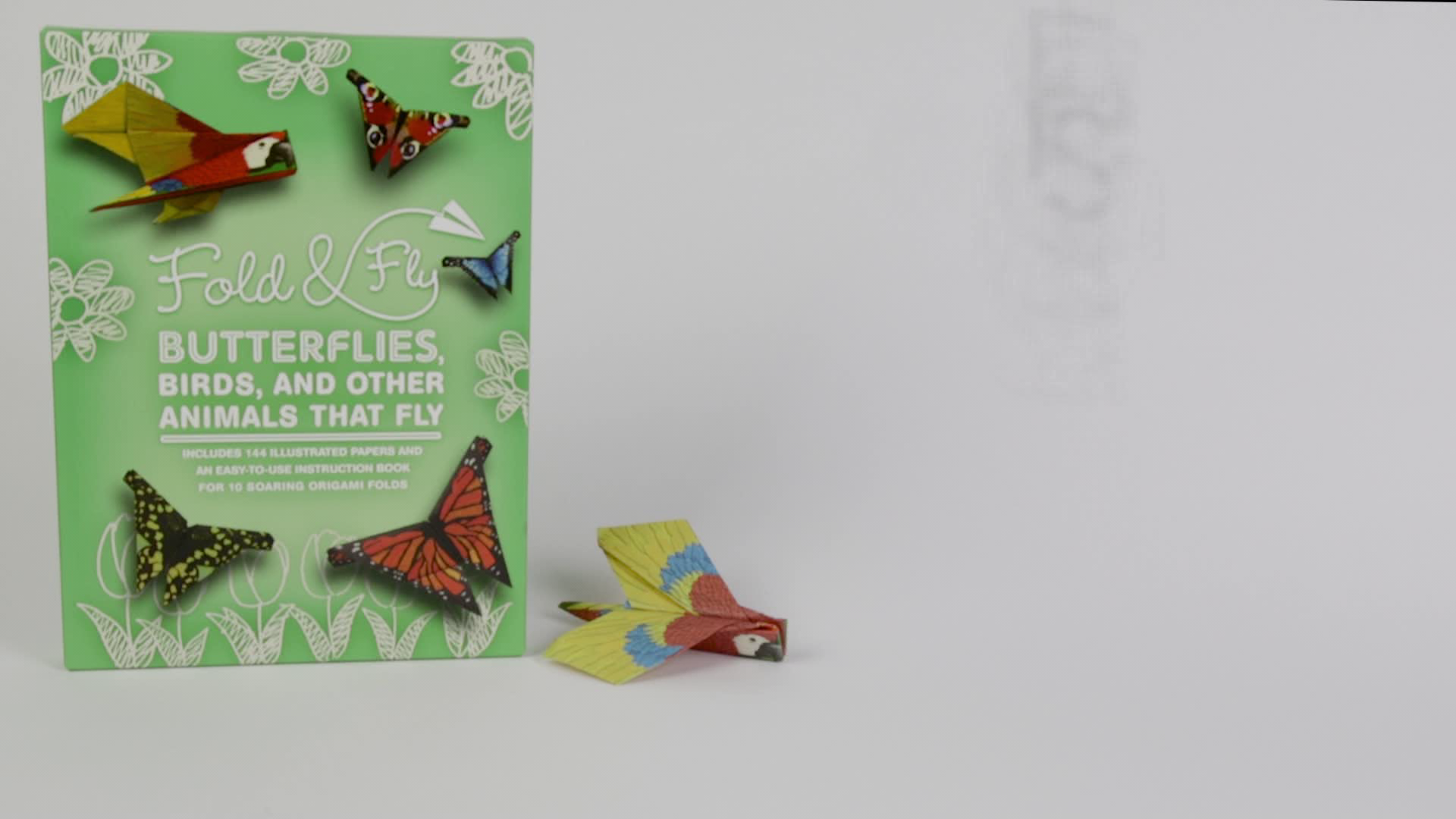 Fold Fly Butterflies Birds And Other Animals That Over 25