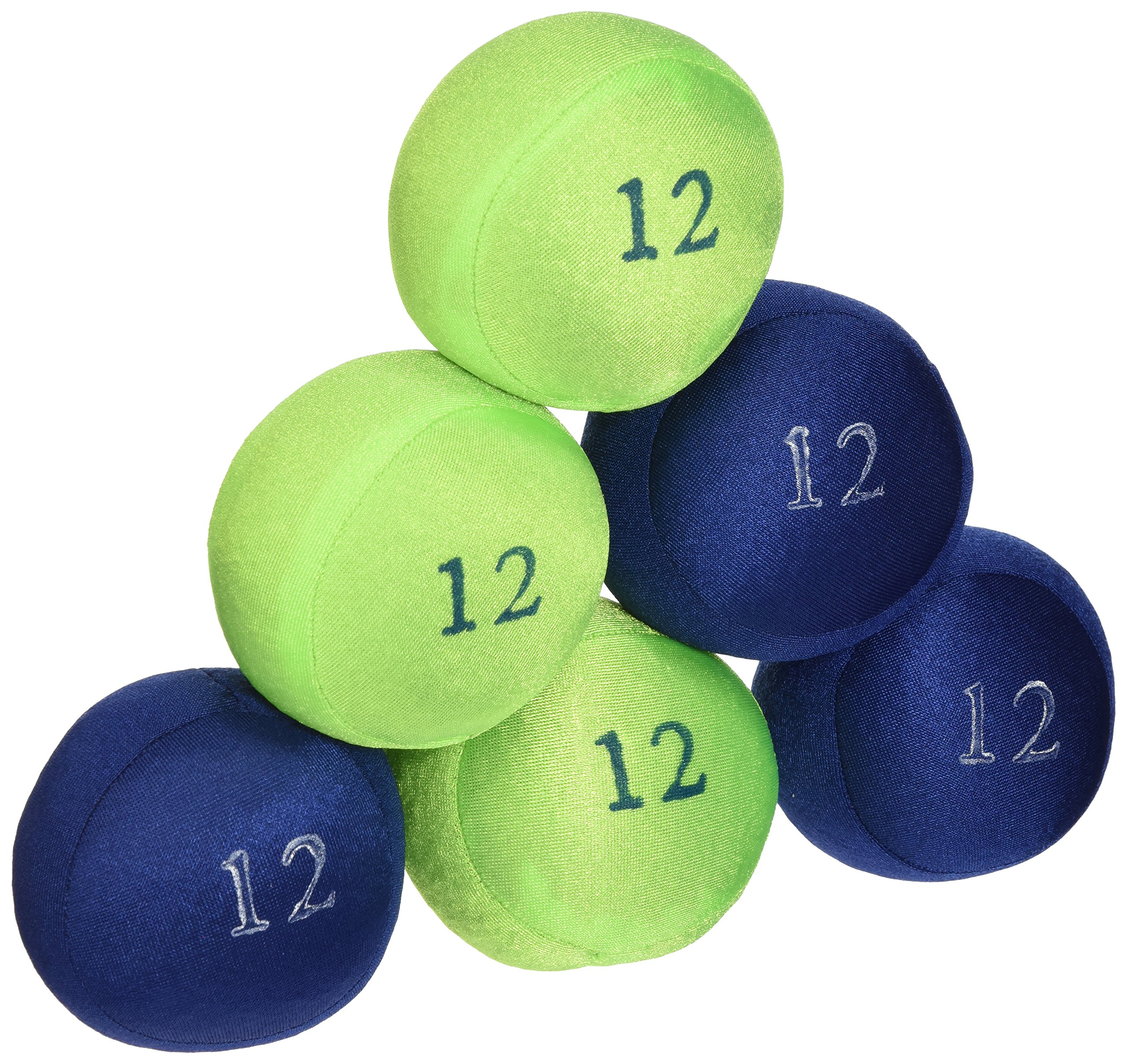 Lavender Luvies Lavender Stress Balls, Seahawks 12th Man - 6 Pack by Lavender Luvies