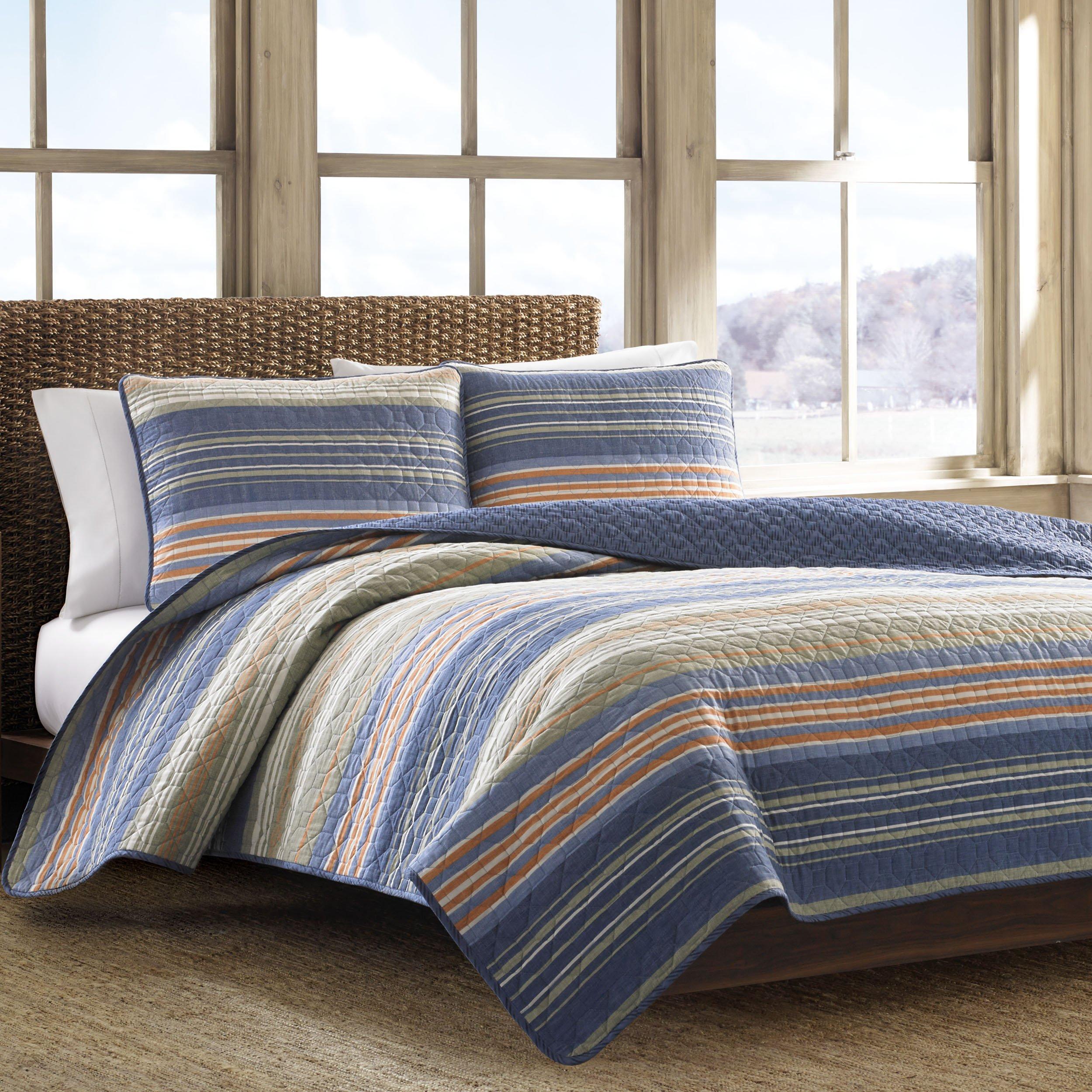 Eddie Bauer Cotton Quilt Set, Yakima Valley, Twin