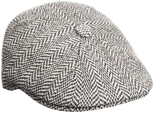 Kangol Men s Herringbone 507 Cap at Amazon Men s Clothing store  86f37eff538f