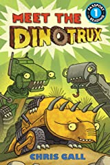 Meet the Dinotrux: Level 1 (Passport to Reading Level 1) Kindle Edition