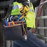 Klein Tools Tradesman Pro Tool Pouch, 15-Pocket