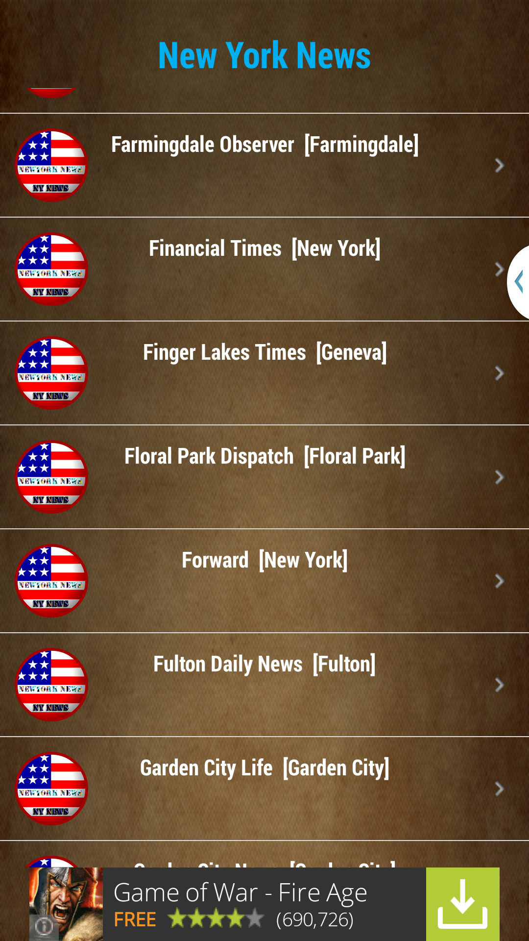 Amazon.com: New York- NY-State & Local News: Appstore for Android