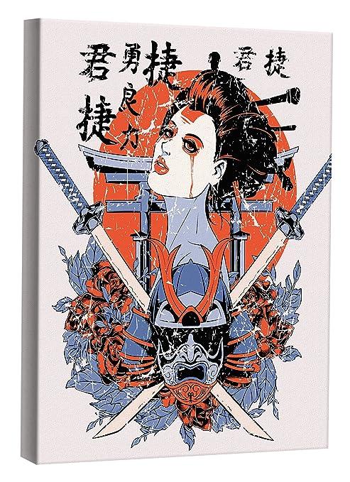 Amazon.com: JP London MCNV2493 Japan Samurai Kill Bill ...