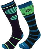 Lorpen Ski-Snowboard Merino Wool Socks (2 Pack)