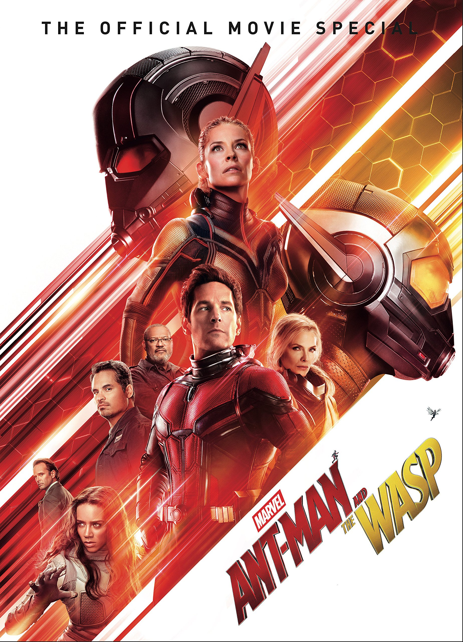 Read Online Ant-man and The Wasp - The Official Movie Special pdf epub