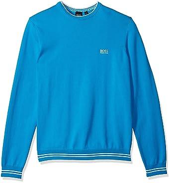 56aea1c60 Amazon.com: Hugo Boss Men's Rime Crewneck Sweatshirt: Clothing