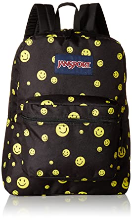 JanSport Exposed Backpack - Miles of Smiles