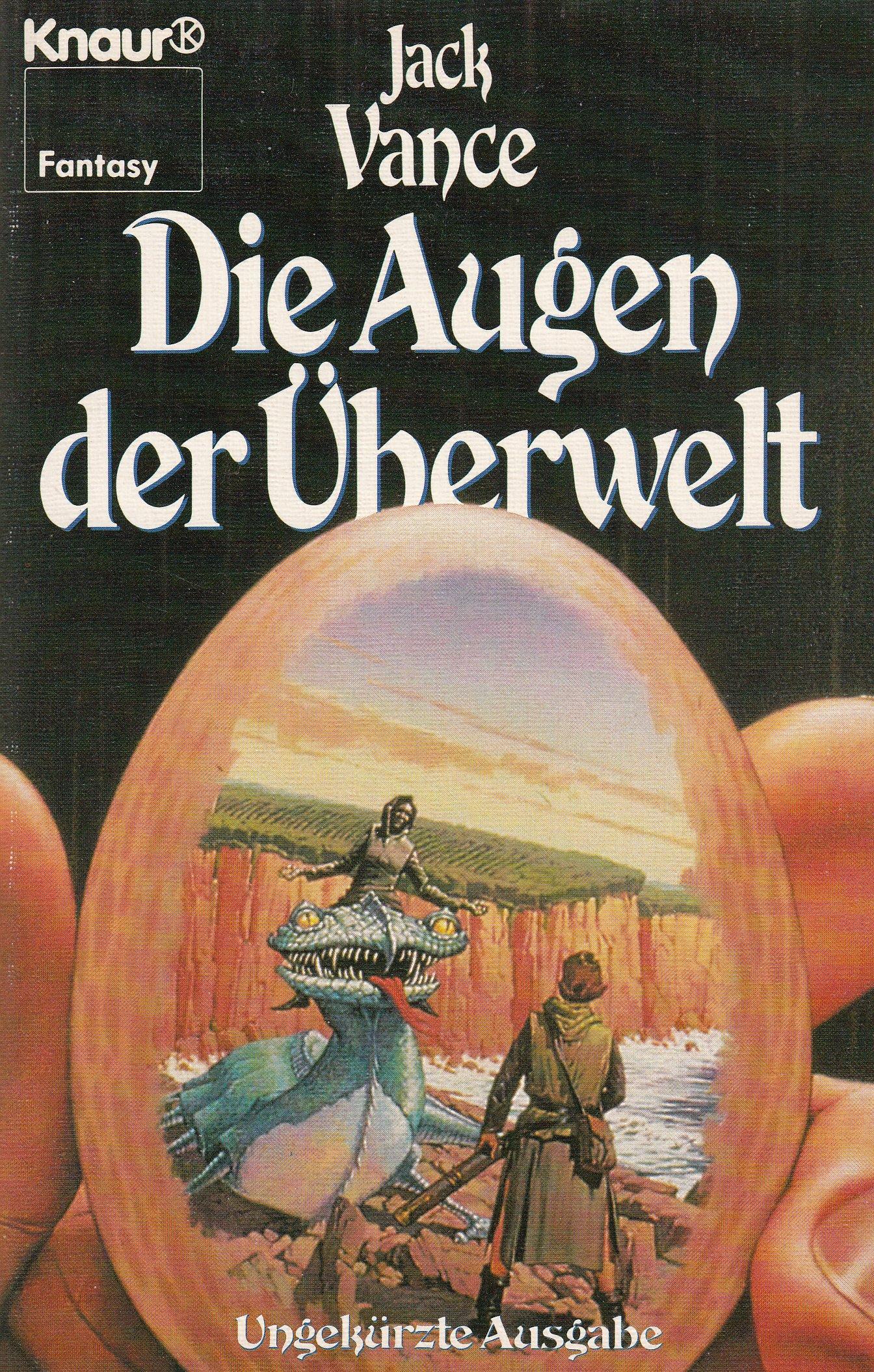 Die Augen der Ueberwelt Knaur Taschenbücher. Fantasy: Amazon