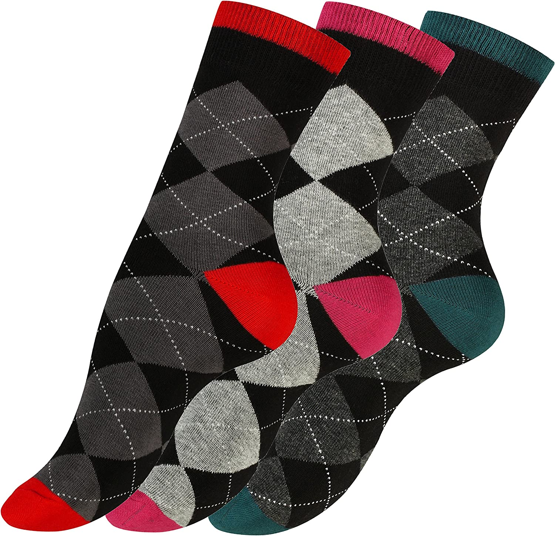 Vincent Creation 8 paia di calzini per donna dotted e rigato