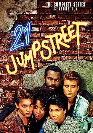 Amazon com: 21 Jump Street: The Complete Series: Johnny Depp
