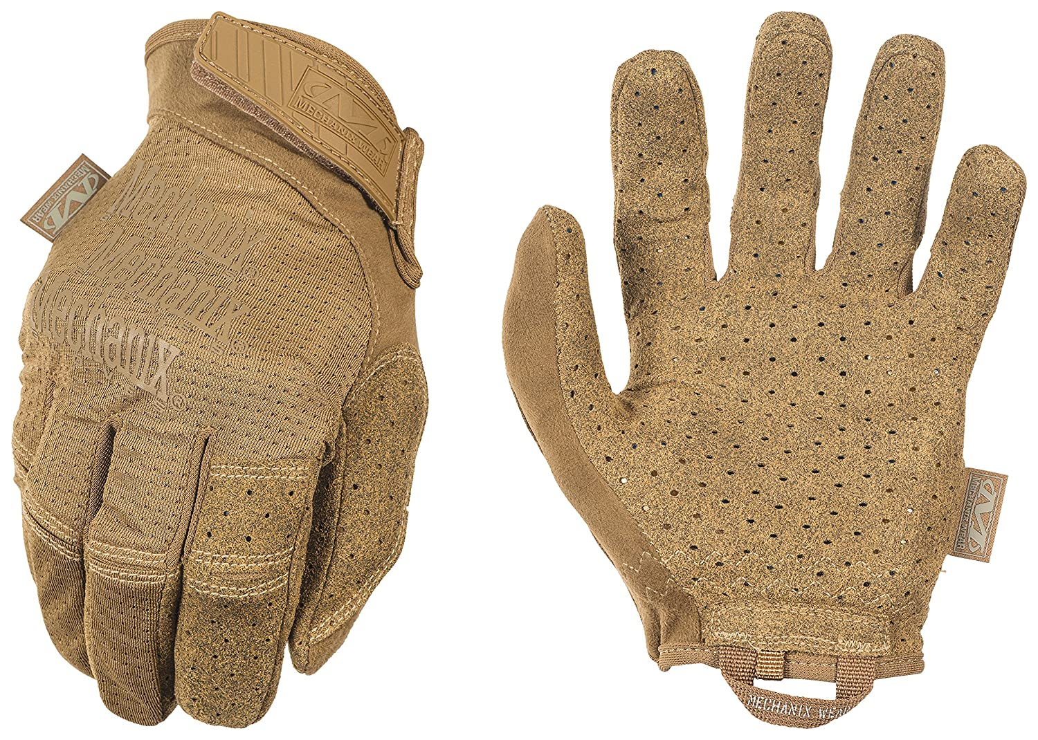 Mechanix Wear - Specialty Vent Coyote Gloves (X-Large, Brown) MSV-72-011