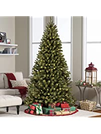 best choice products 75 ft prelit - White Pre Lit Christmas Tree