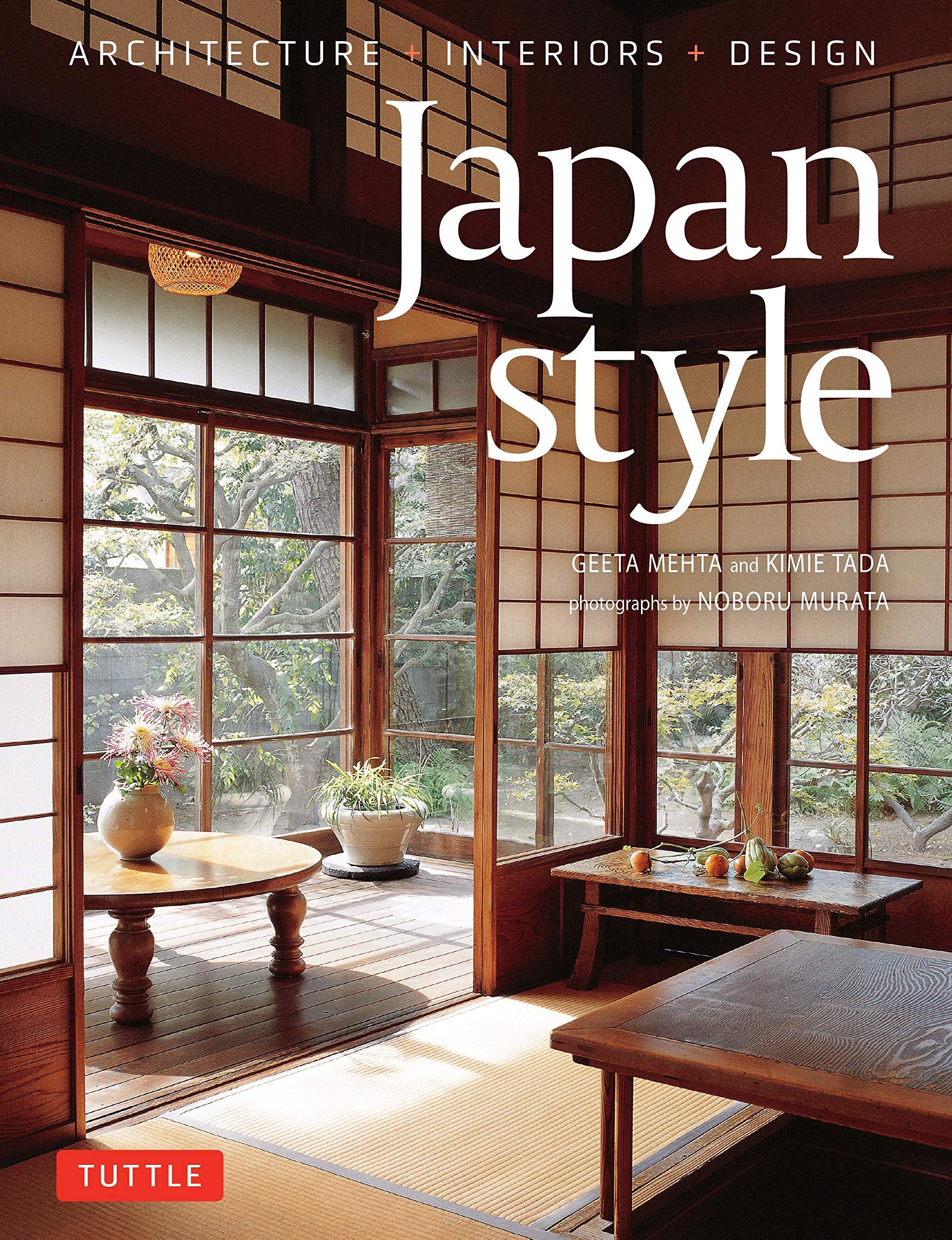 Japan Style Architecture Interiors Design Amazoncouk