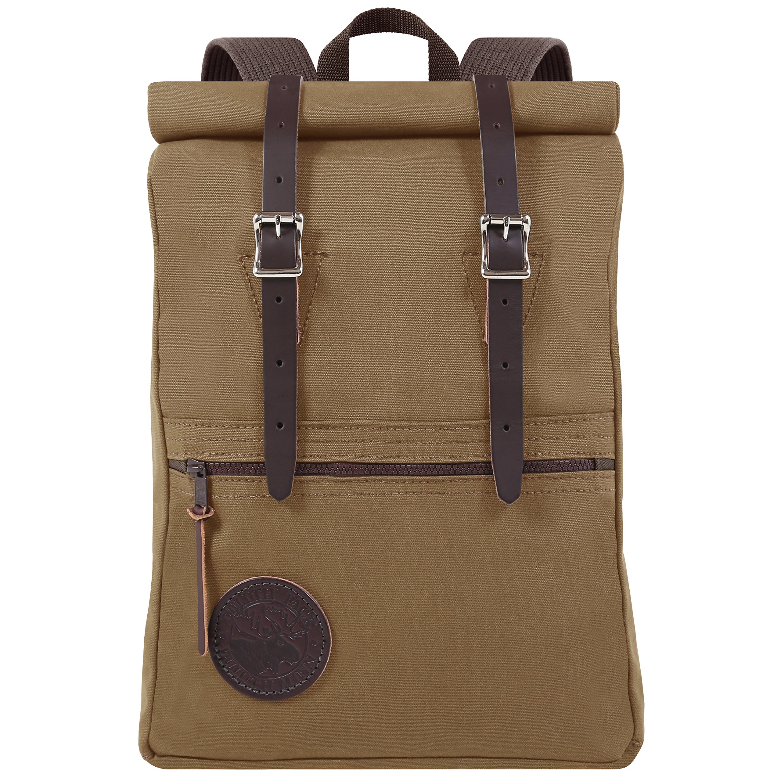 Duluth Pack Scout Rolltop Pack (Waxed)