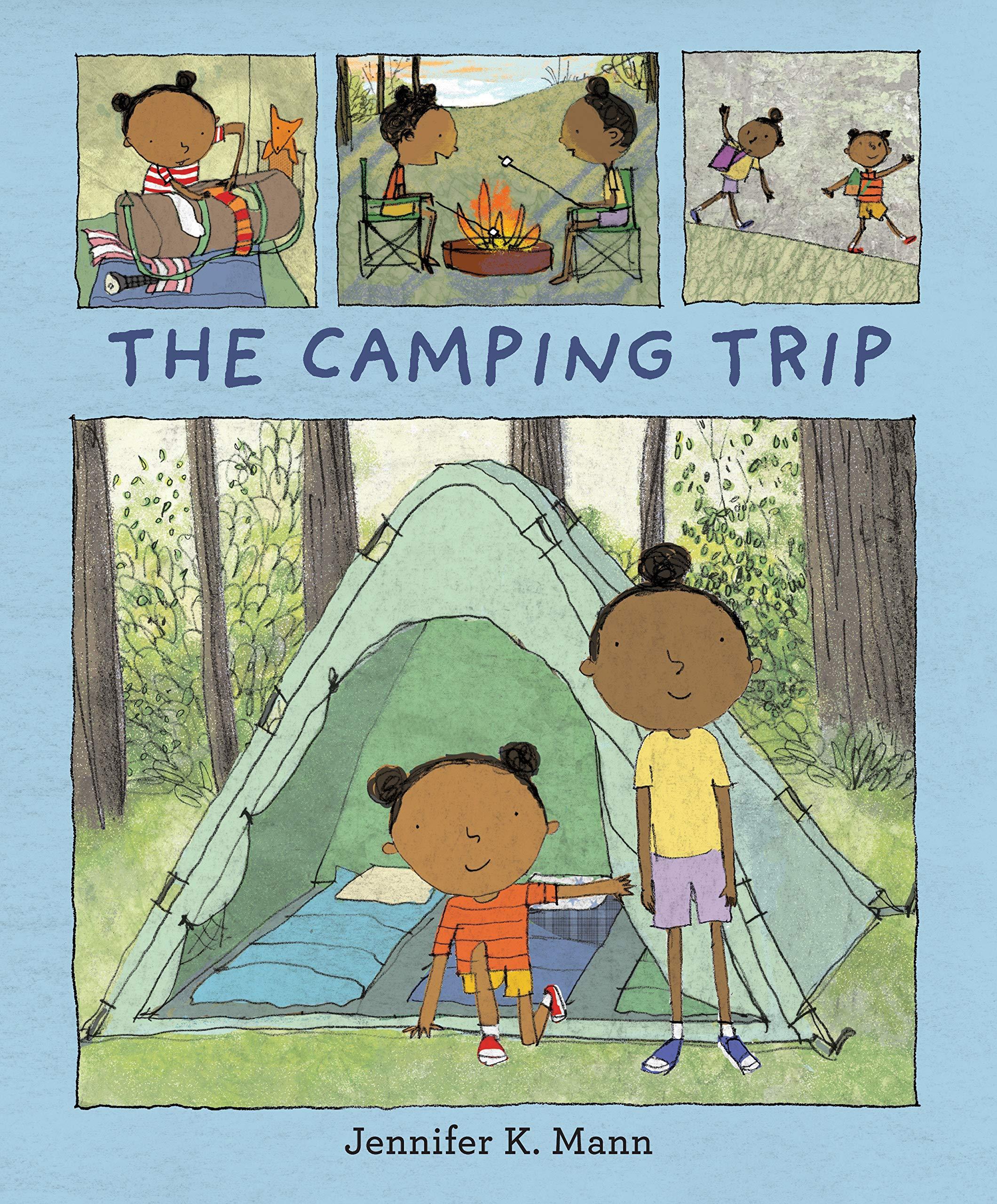 The Camping Trip Mann Jennifer K Mann Jennifer K 9781536207361 Amazon Com Books