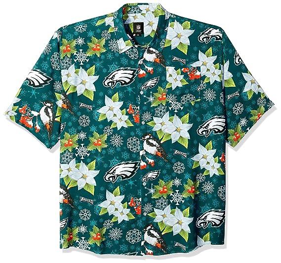 sports shoes ceeff 7c54d FOCO Men's Floral Tropical Button Up Shirt