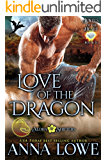 Love of the Dragon (Aloha Shifters: Jewels of the Heart Book 5)