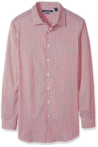 96479af231 Perry Ellis Camisa de Vestir elástica para Hombre