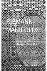 Riemann manifolds: Minimal surfaces (The Math-Art series, Vol. B Book 4) Kindle Edition