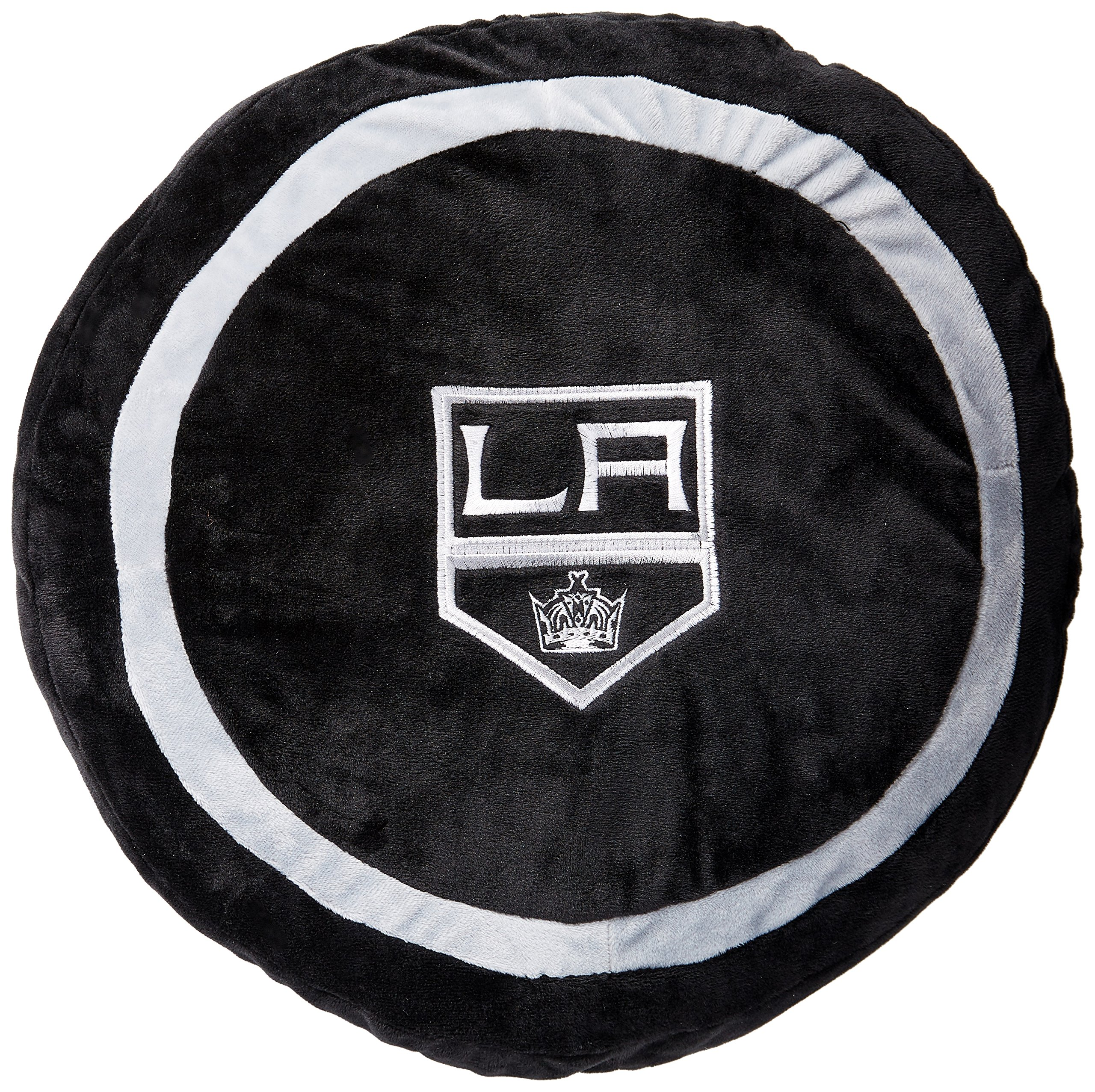 Officially Licensed NHL Los Angeles Kings 3D Sports Pillow, 19'', Multi Color by The Northwest Company