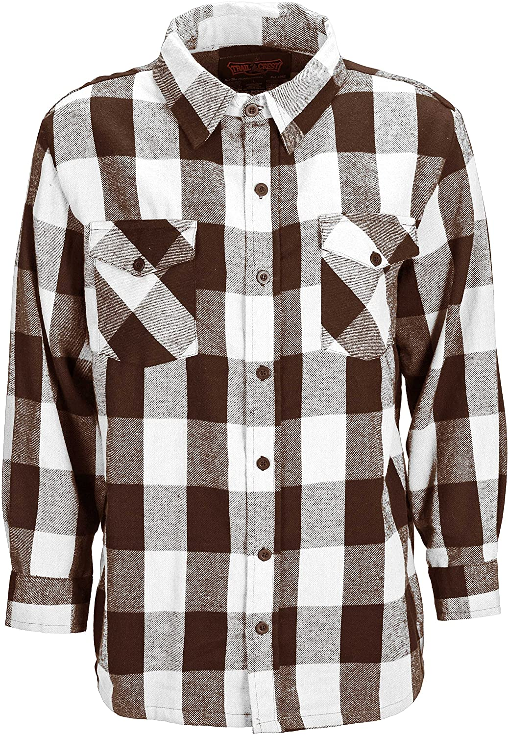 Top 10 wholesale Blue And Black Checkered Flannel Shirt ... 68f267f1a345