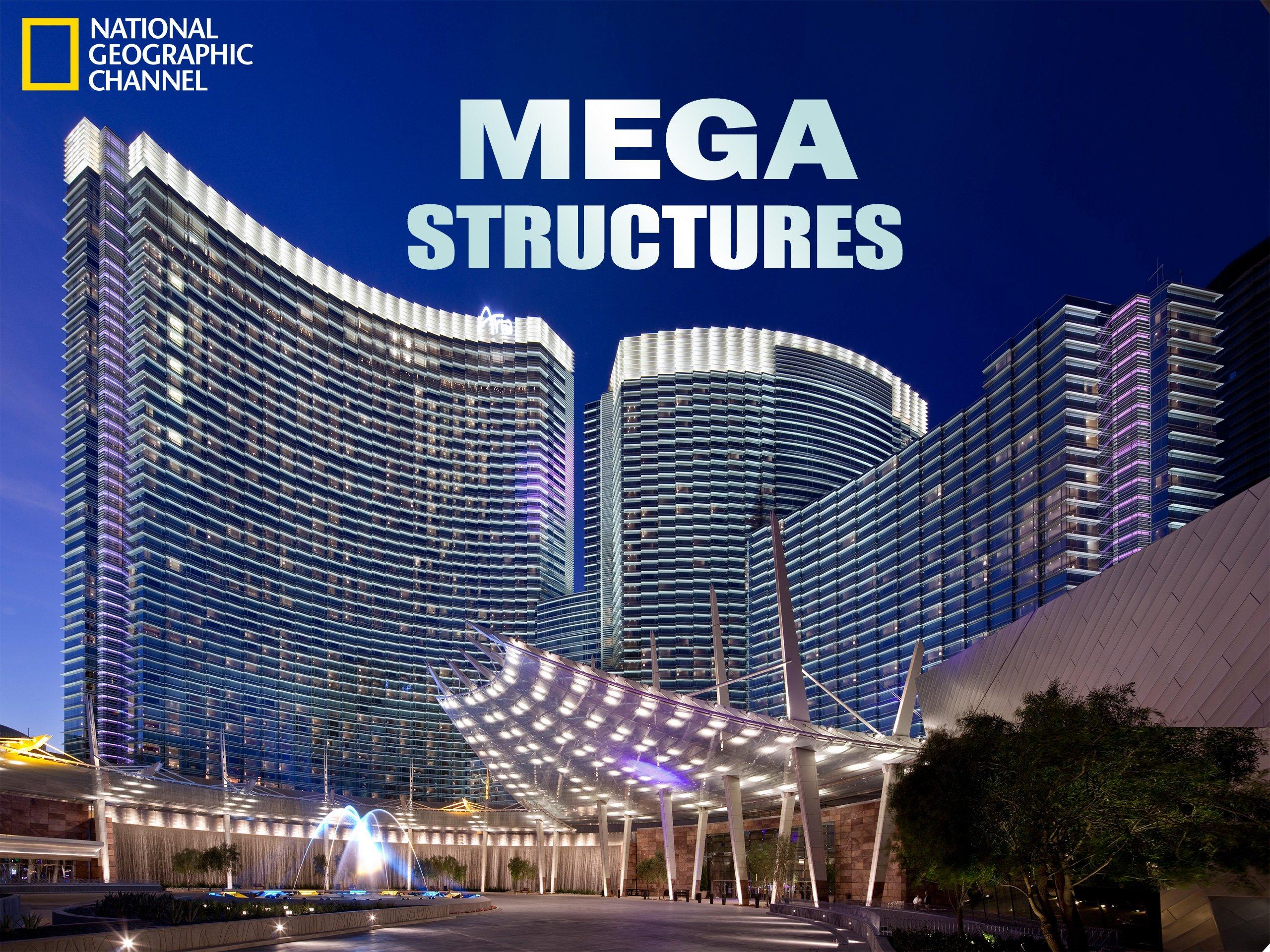 Watch MegaStructures Season 1 | Prime Video