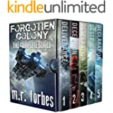 Forgotten Colony: The Complete Series (M.R. Forbes Box Sets)