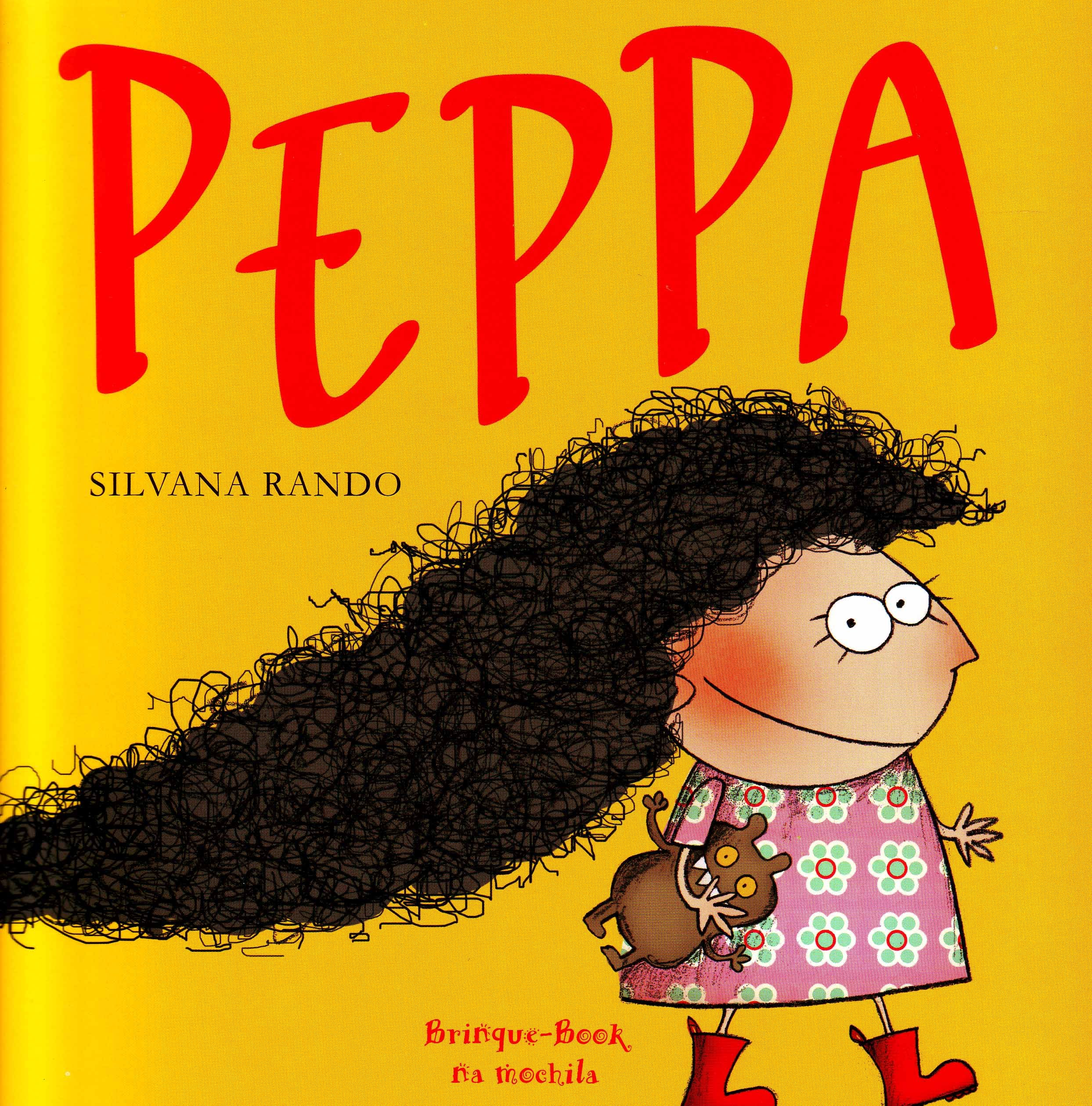 Peppa (Em Portuguese do Brasil) (Portuguese Brazilian) Paperback – 2009