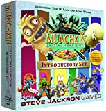 Steve Jackson Games Munchkin CCG Introductory Set